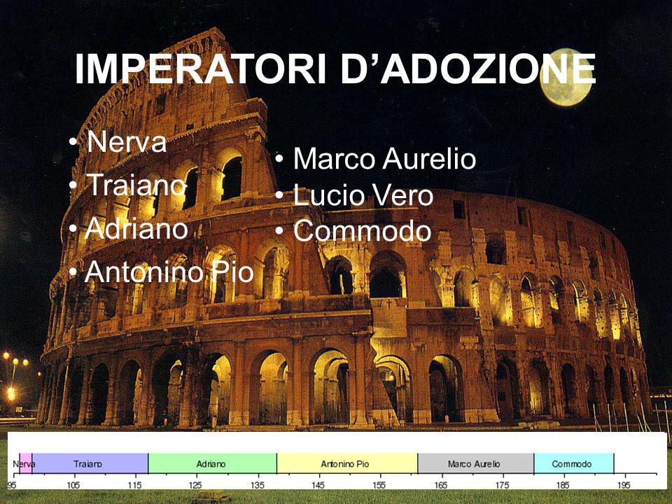 IMPERATORI D'ADOZIONE