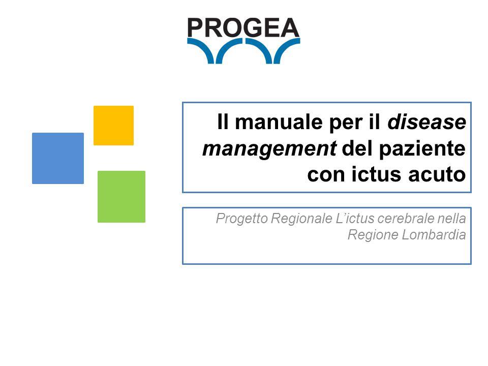Il manuale per il disease management del paziente con ictus acuto