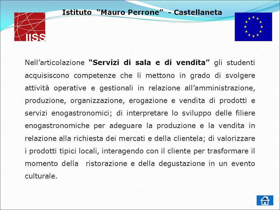 Istituto Mauro Perrone - Castellaneta