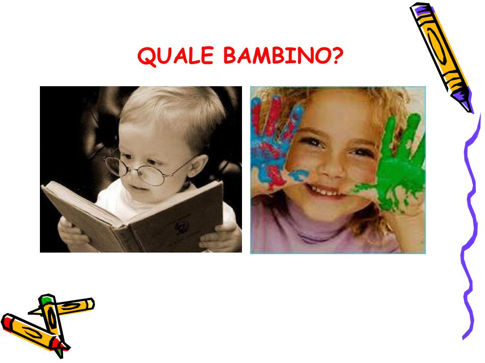QUALE BAMBINO
