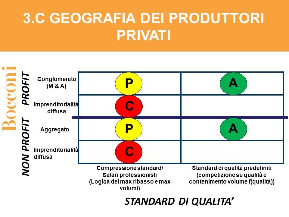 3.C GEOGRAFIA DEI PRODUTTORI PRIVATI