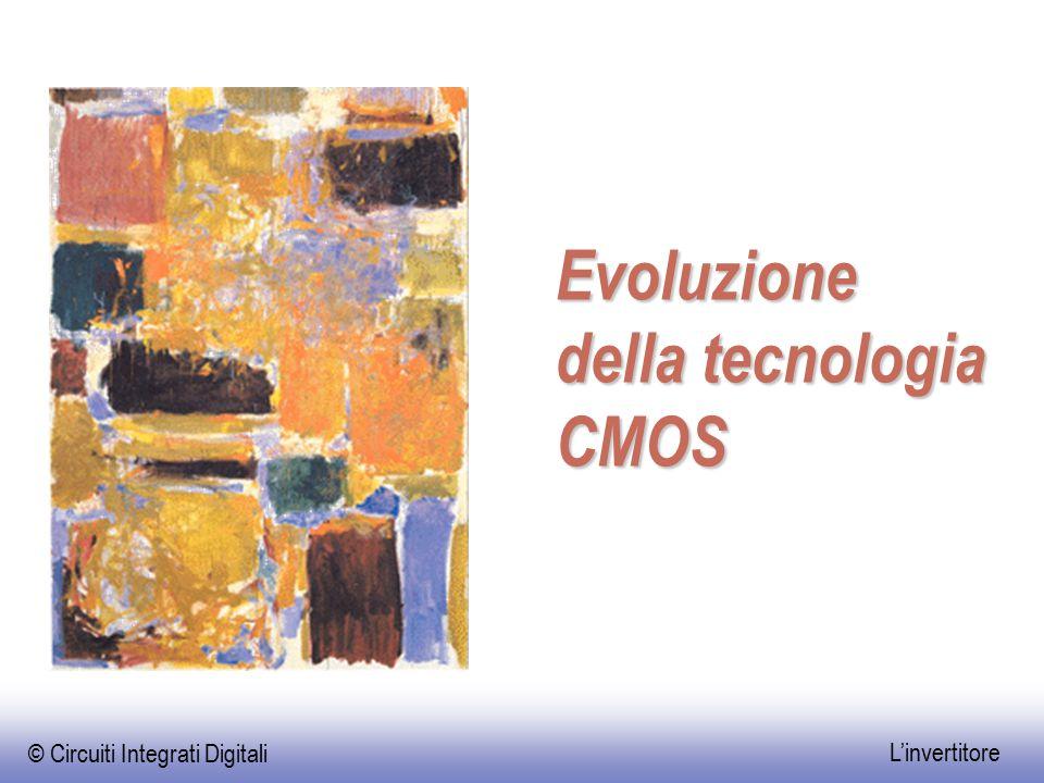 Evoluzione della tecnologia CMOS