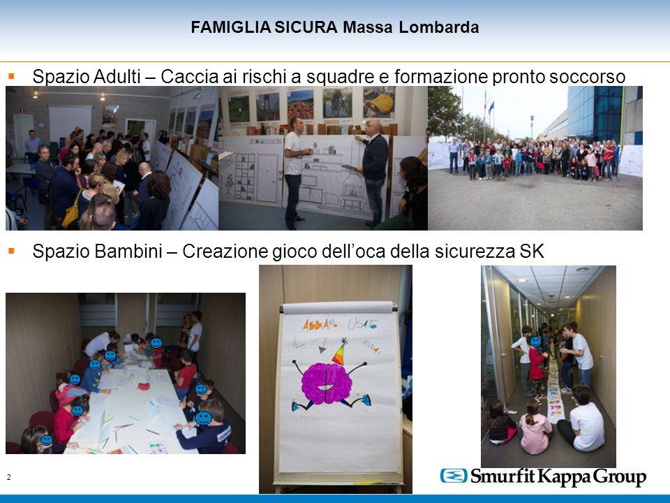 FAMIGLIA SICURA Massa Lombarda