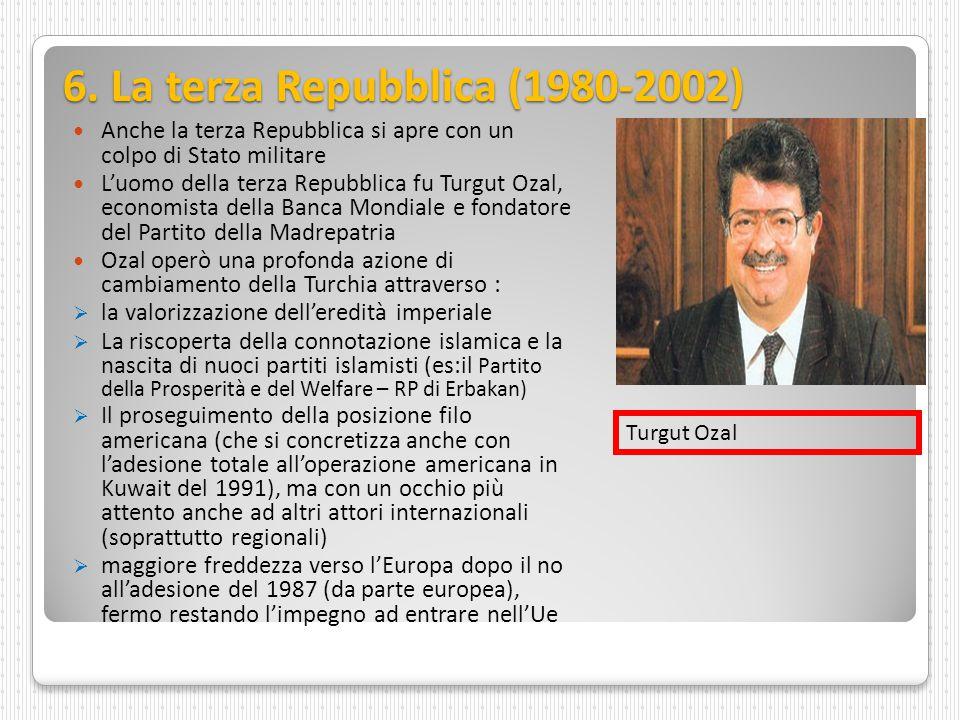 6. La terza Repubblica (1980-2002)