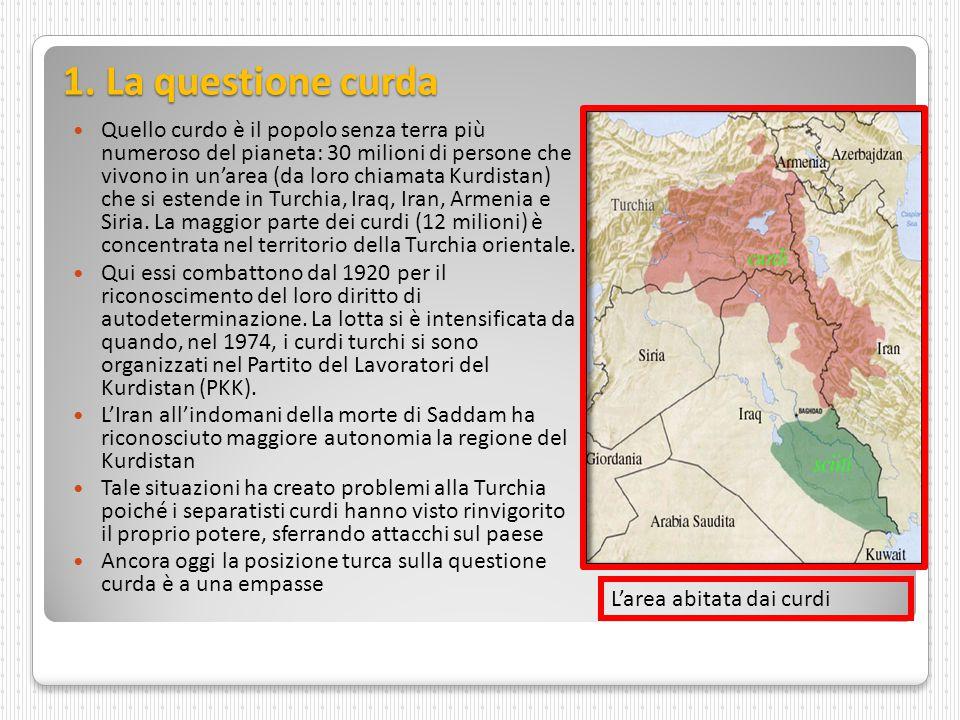 1. La questione curda