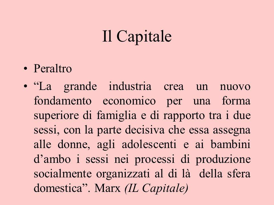 Il Capitale Peraltro.
