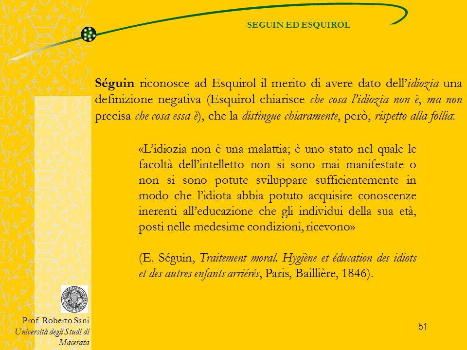 SEGUIN ED ESQUIROL