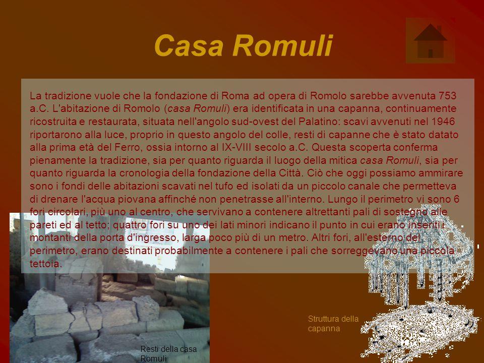 Casa Romuli