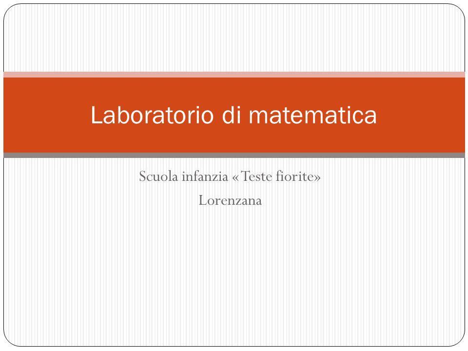 Laboratorio di matematica