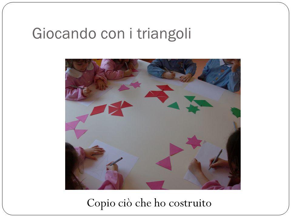 Giocando con i triangoli