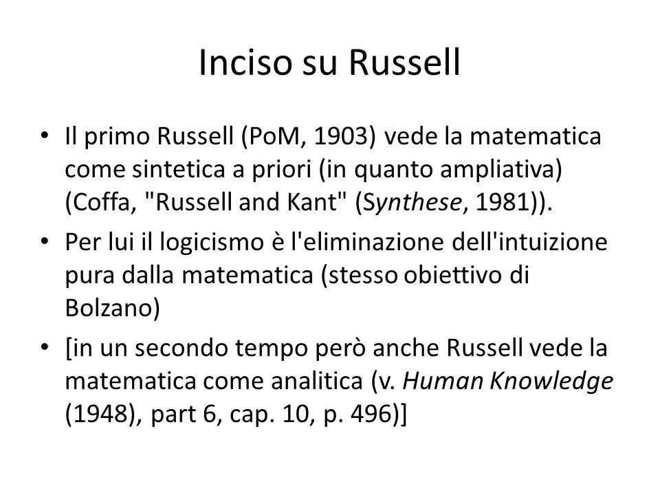 Inciso su Russell