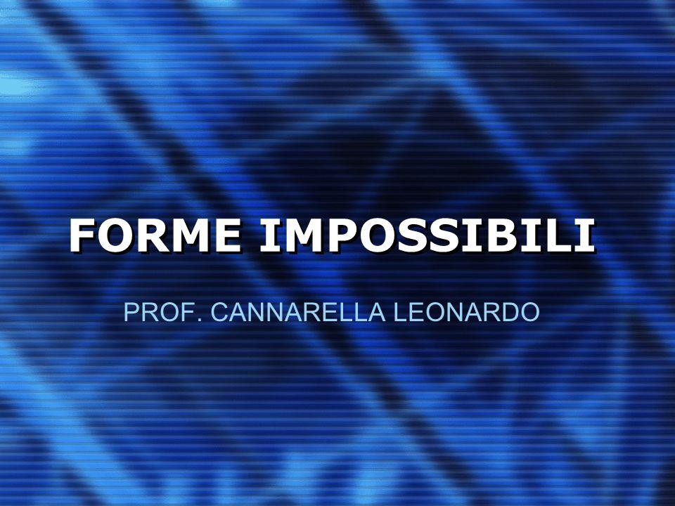 PROF. CANNARELLA LEONARDO