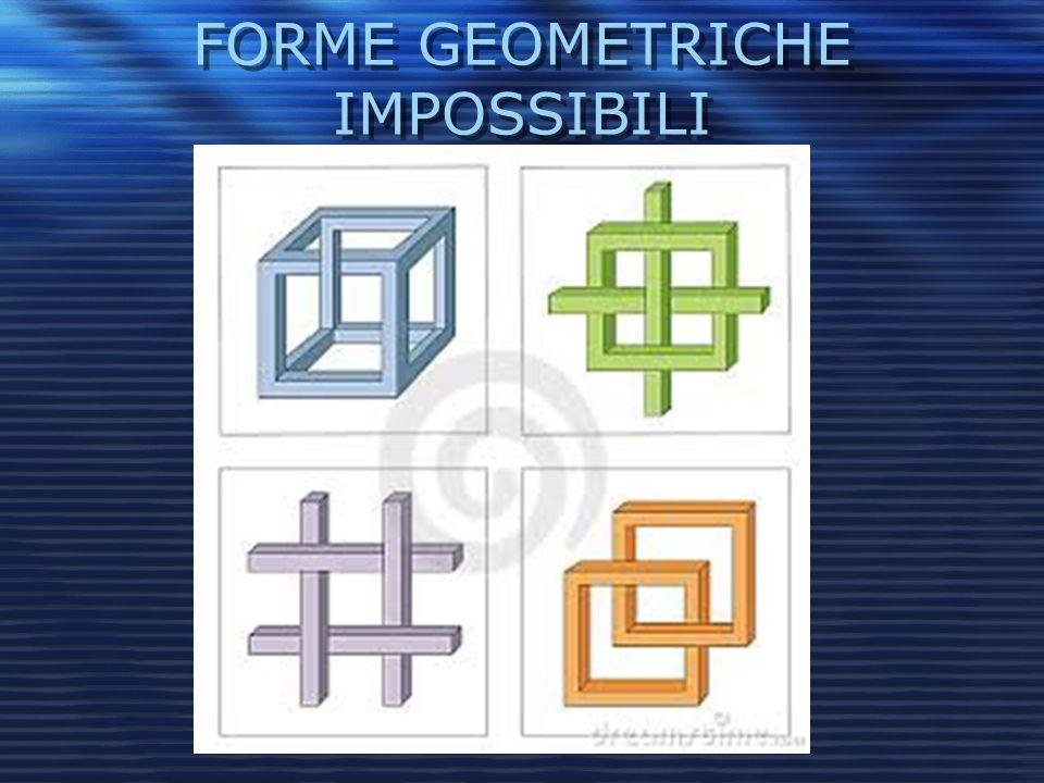FORME GEOMETRICHE IMPOSSIBILI