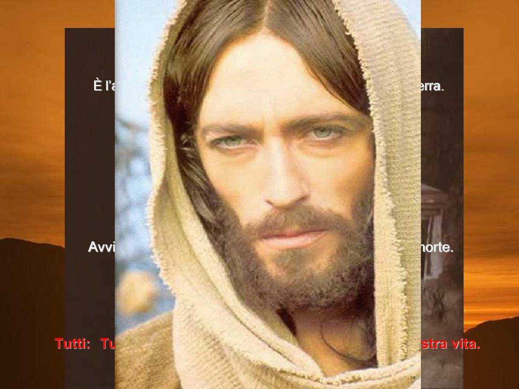 Quindicesima stazione Gesù è Risorto