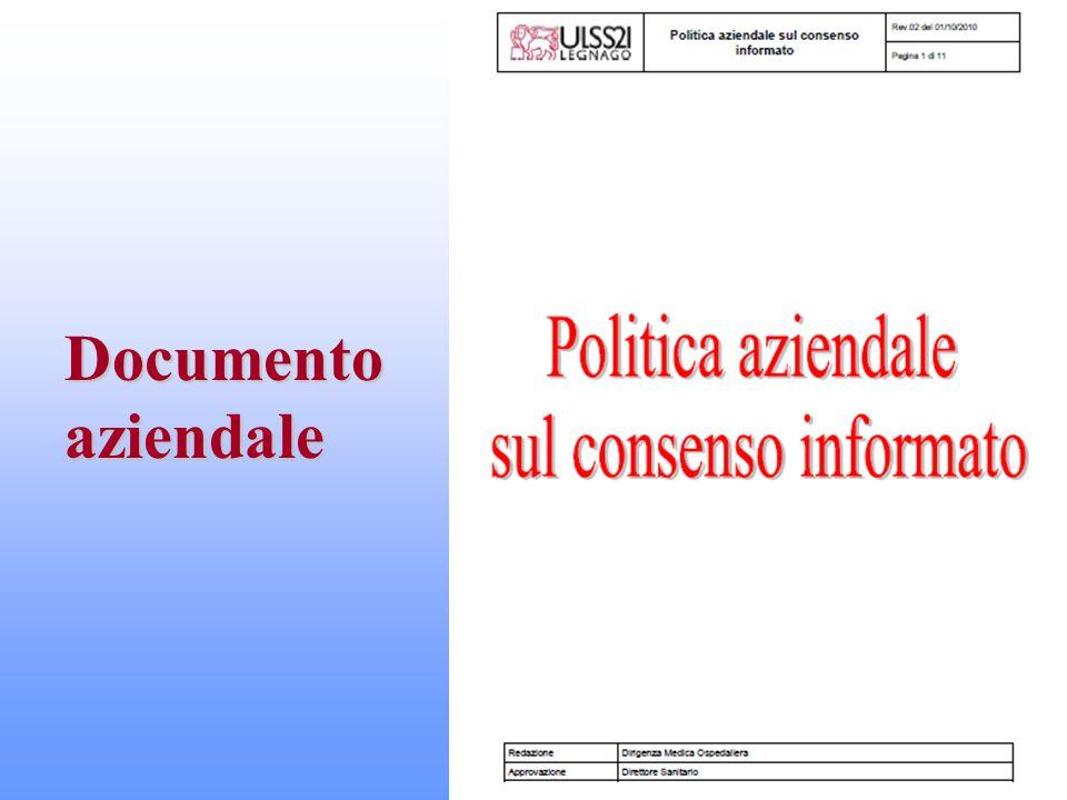 Documento aziendale