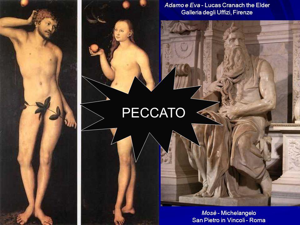 PECCATO Adamo e Eva - Lucas Cranach the Elder