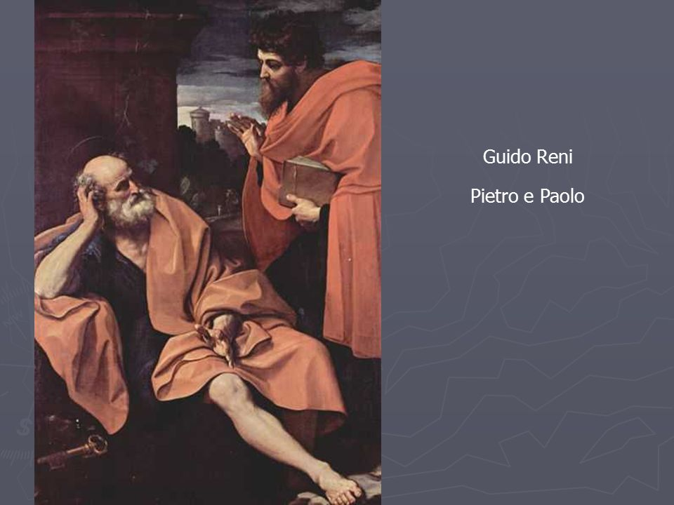Guido Reni Pietro e Paolo