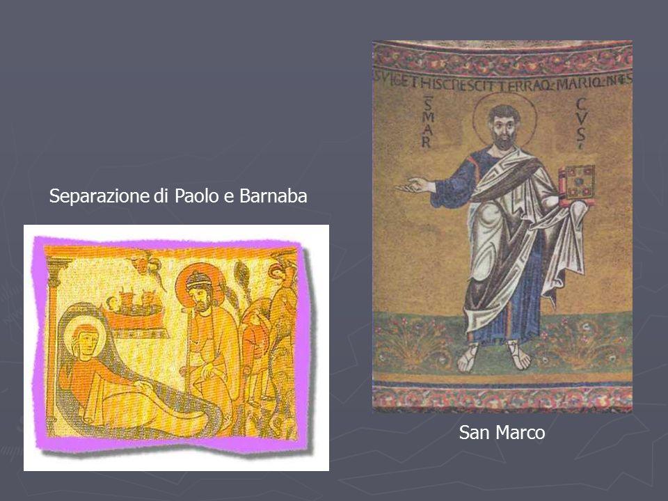 Separazione di Paolo e Barnaba
