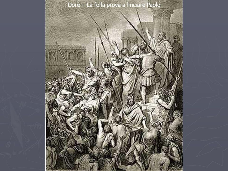 Dorè – La folla prova a linciare Paolo