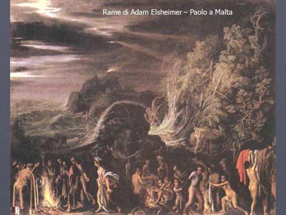 Rame di Adam Elsheimer – Paolo a Malta
