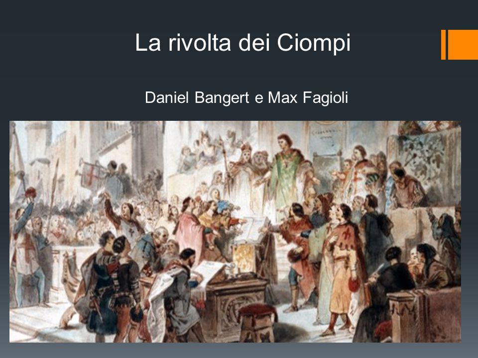 Daniel Bangert e Max Fagioli