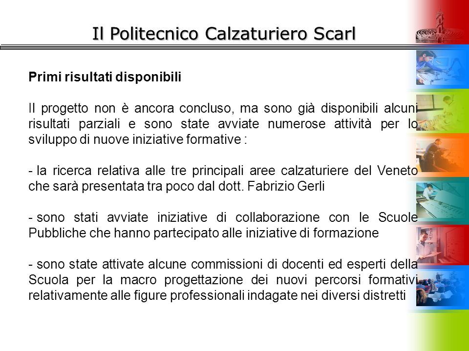 Il Politecnico Calzaturiero Scarl Il Politecnico Calzaturiero Scarl