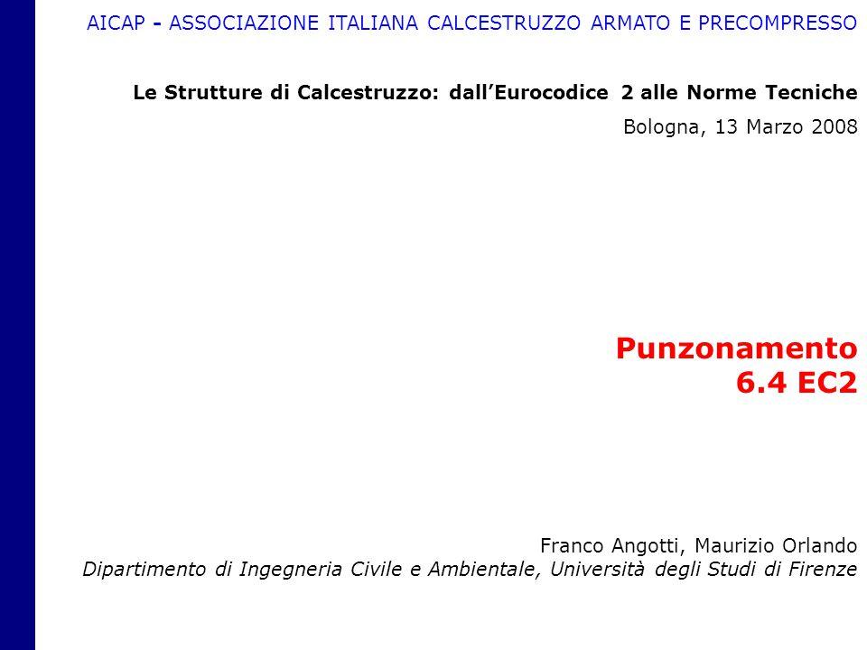 AICAP - ASSOCIAZIONE ITALIANA CALCESTRUZZO ARMATO E PRECOMPRESSO