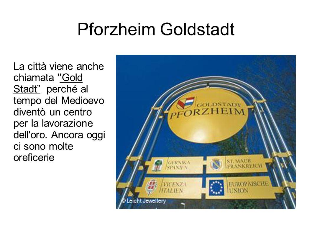 Pforzheim Goldstadt