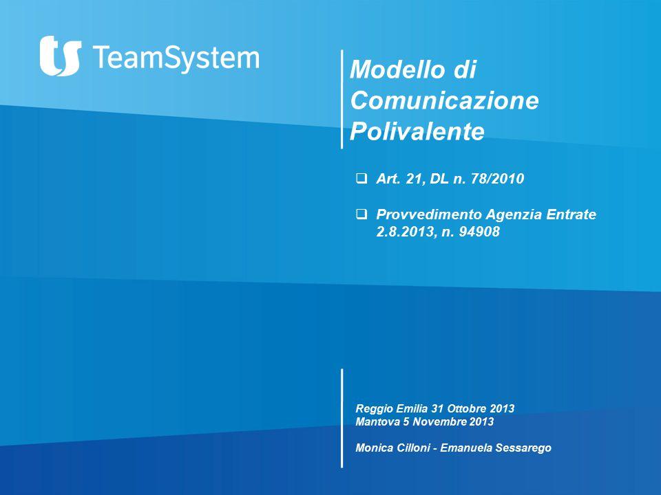 Modello di Comunicazione Polivalente