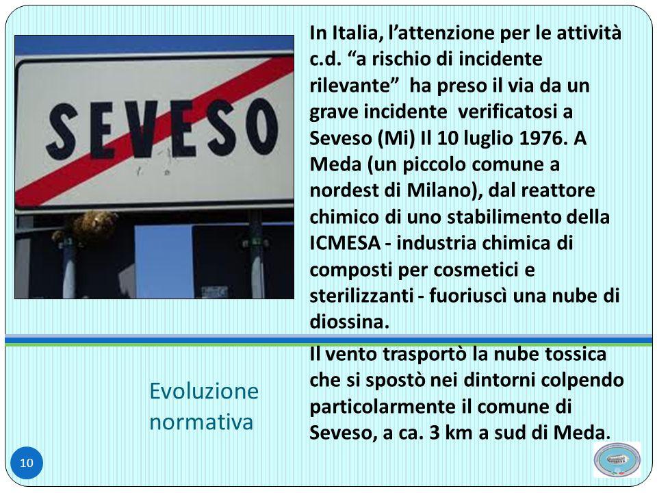 In Italia, l'attenzione per le attività c. d