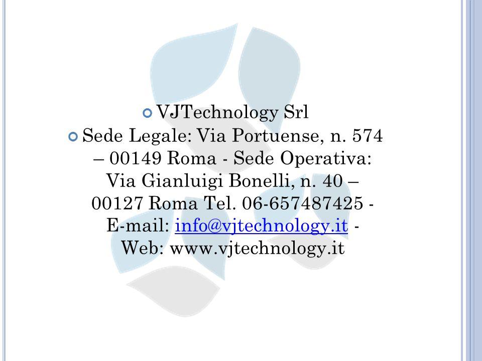 VJTechnology Srl