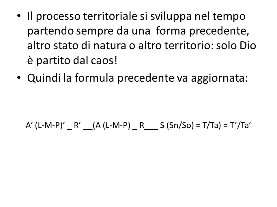 A' (L-M-P)' _ R' __(A (L-M-P) _ R___ S (Sn/So) = T/Ta) = T'/Ta'