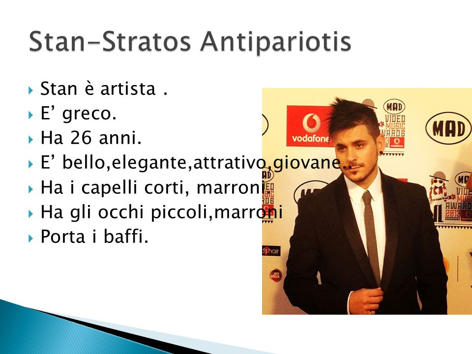Stan-Stratos Antipariotis