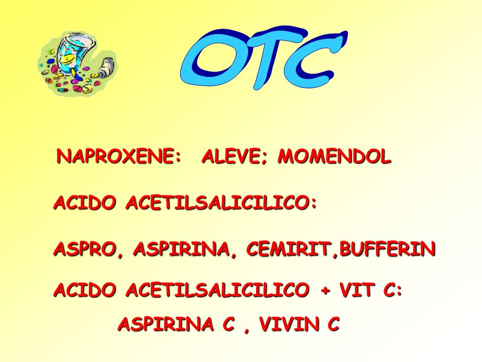 ACIDO ACETILSALICILICO + VIT C: