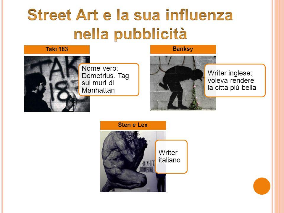 Street Art e la sua influenza nella pubblicità
