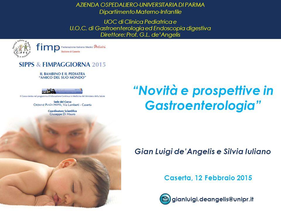 Novità e prospettive in Gastroenterologia