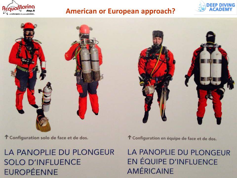 American or European approach