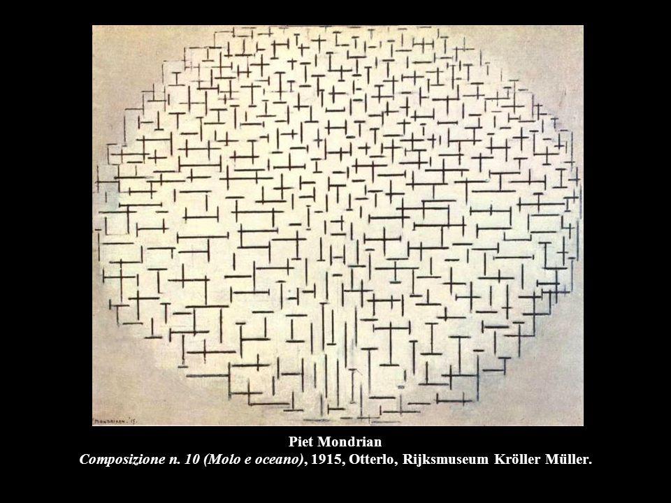 Piet Mondrian Composizione n