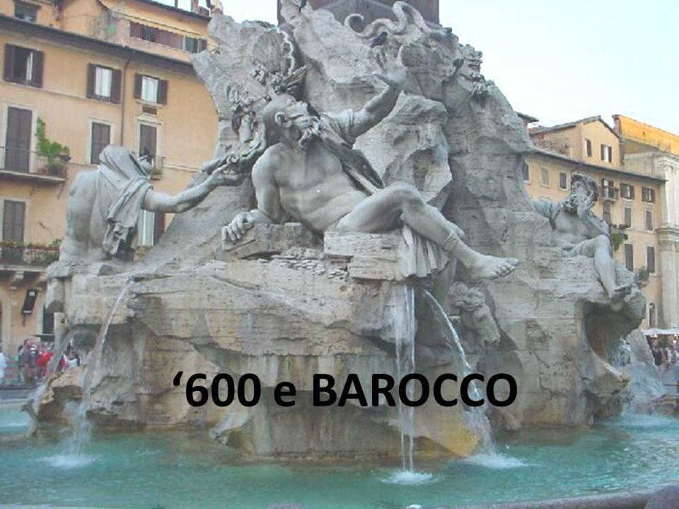 '600 e BAROCCO