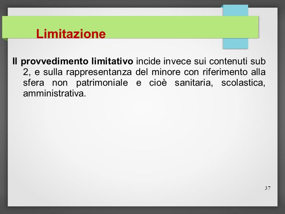 Limitazione