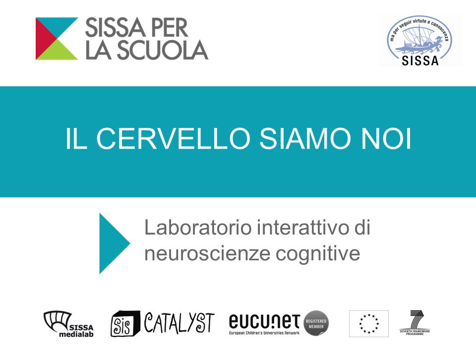 Laboratorio interattivo di neuroscienze cognitive