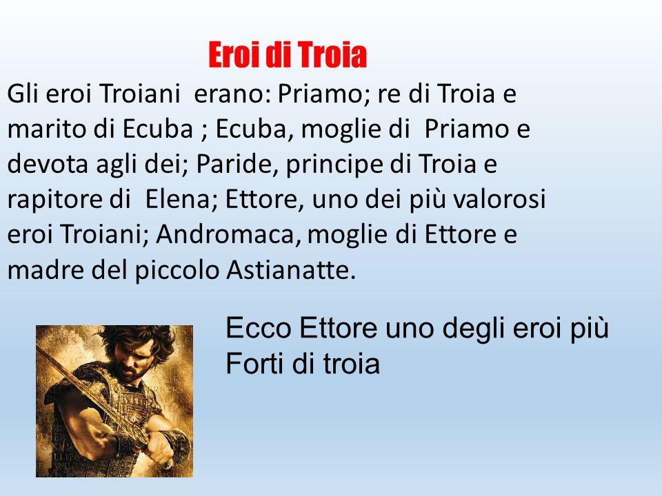 Eroi di Troia