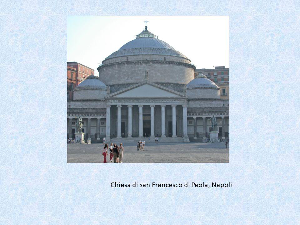 Chiesa di san Francesco di Paola, Napoli