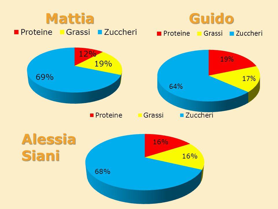 Mattia Guido Alessia Siani