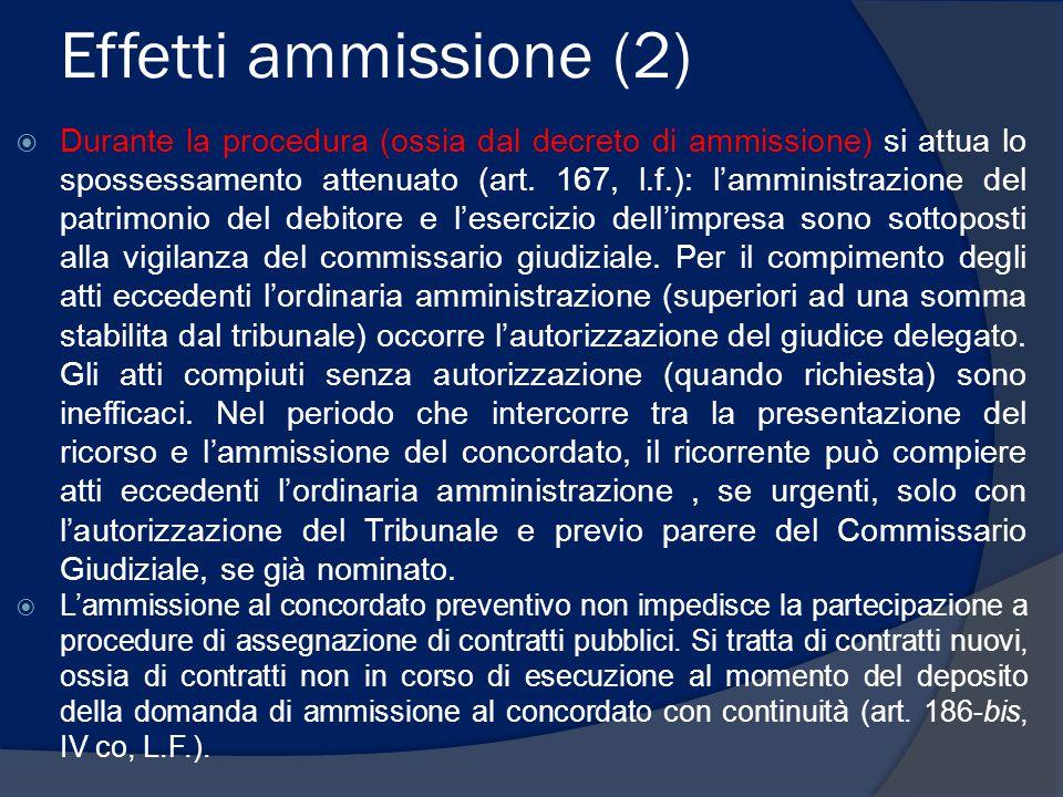 Effetti ammissione (2)