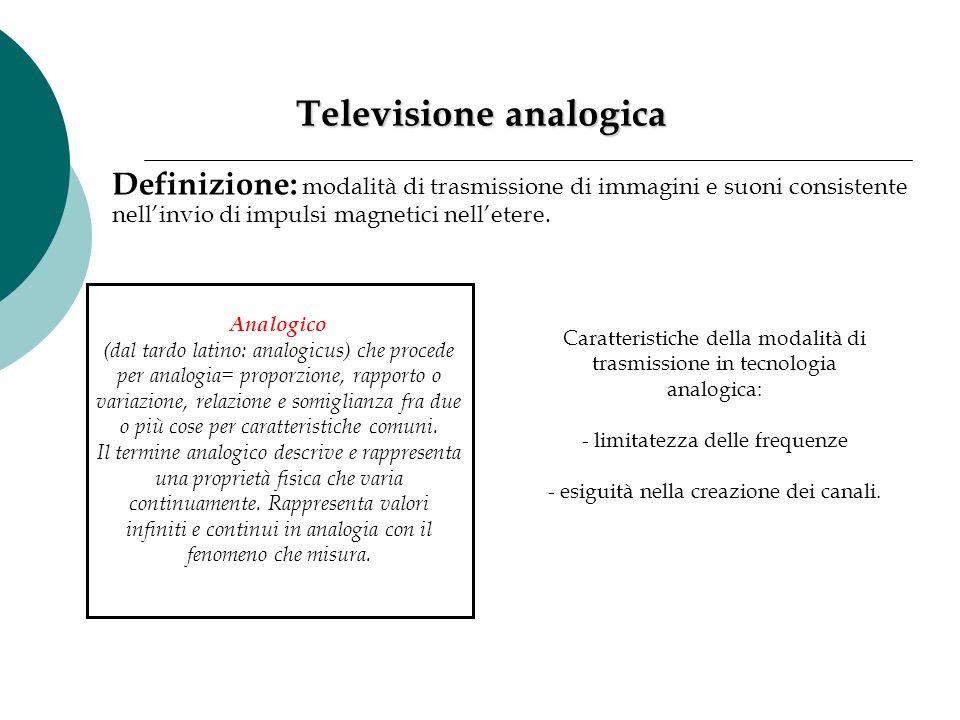 Televisione analogica