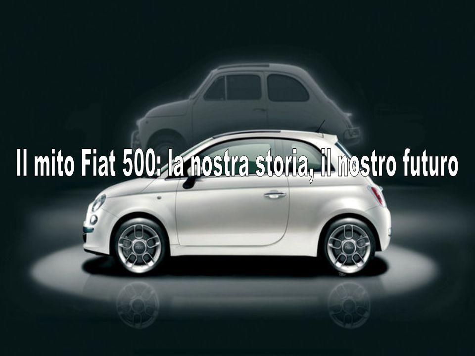 Il mito Fiat 500: la nostra storia, il nostro futuro