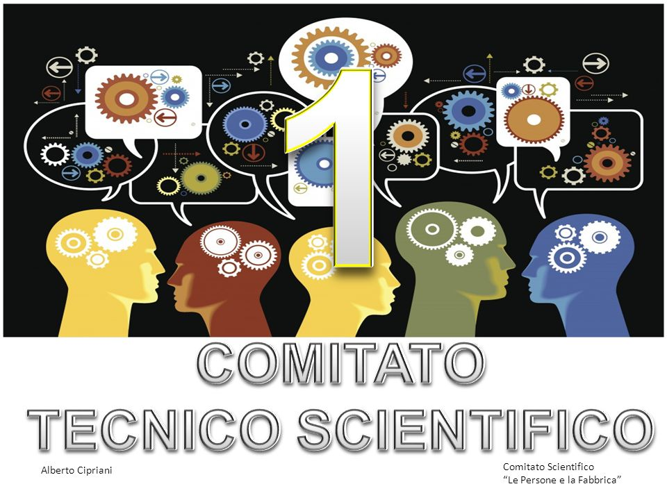 1 COMITATO TECNICO SCIENTIFICO