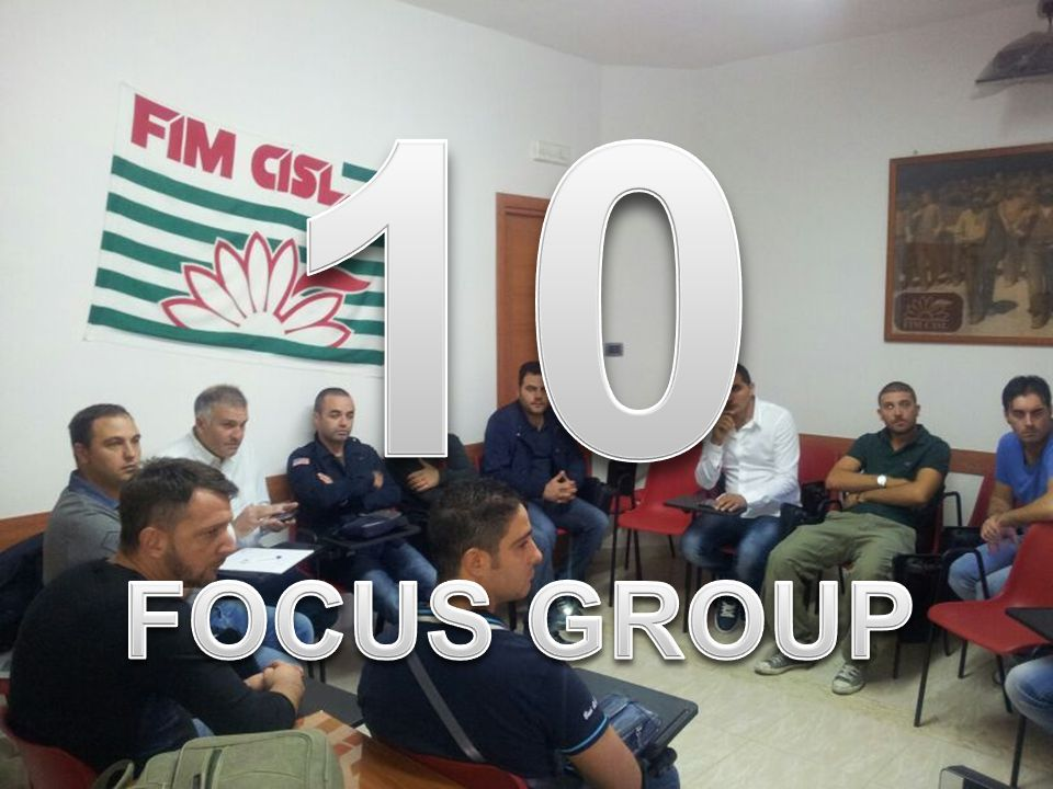 10 FOCUS GROUP