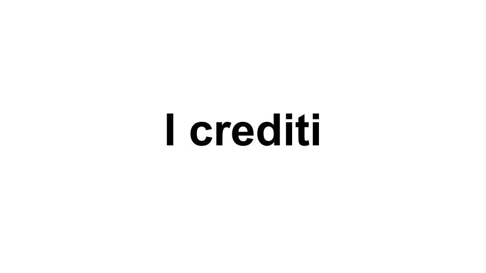 I crediti